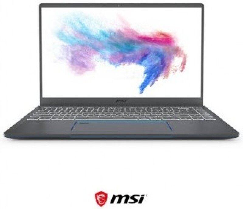 MSI Prestige 14 A10RBS-252 14 FHD Laptop Carbon Gray ( i7-10510U, 16GB, 512GB SSD, MX350 2GB, W10 ) Malaysia