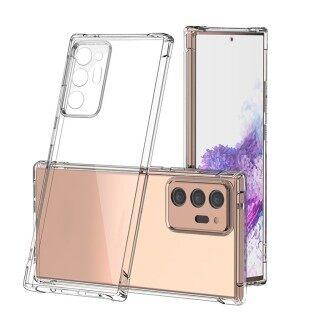 KoseKylin Dành Cho Samsung Galaxy Note 20 Ultra 5G Trường Hợp Ốp TPU Dẻo Chống Sốc Trong Suốt thumbnail