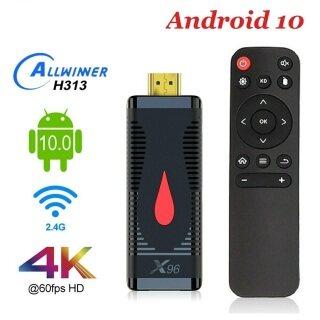 Winstong Thanh TV X96 S400 Chính Hãng ANDROID 10 Allwinner H313 Quad Core 4K Android 10.0 TV BOX thumbnail