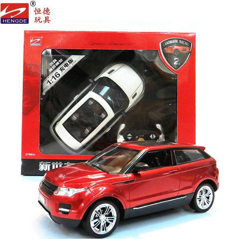 Hengde Factory 1:16 Simulation Charging Remote Control Car Electric Car Model Childrens By Jin Xin.