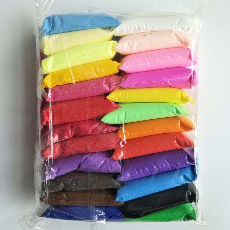 Lizun Polymer Clay Air Dry Light Clay Light Plasticine Soft Modeling Clay Handgum Jumping DIY Fluffy Play dough Educational Toys