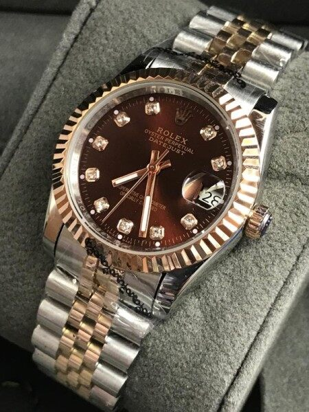ROLEX_AUTOMATIC DATE JUST FOR MEN WATCH Malaysia