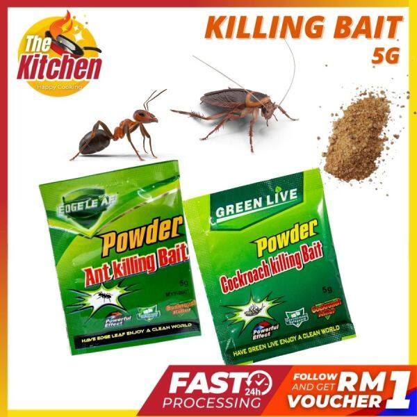 Powder Ant / Cockroach Bait Hot Selling High Quality Effective Insect Killer Ant Cockroach Killing Bait Cockroach Killer