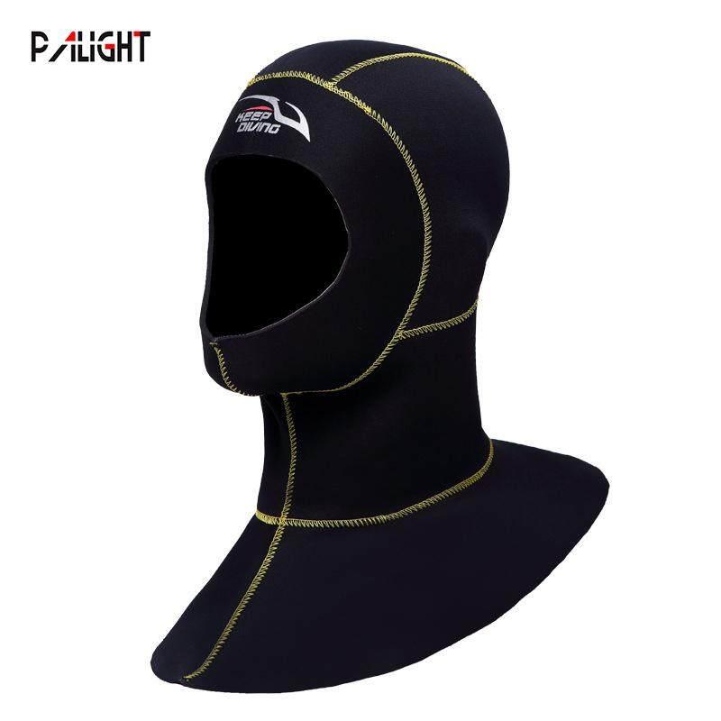 PAlight 3MM Neoprene Lặn biển Hood với Vai Lặn Mũ Trùm Đầu - 7