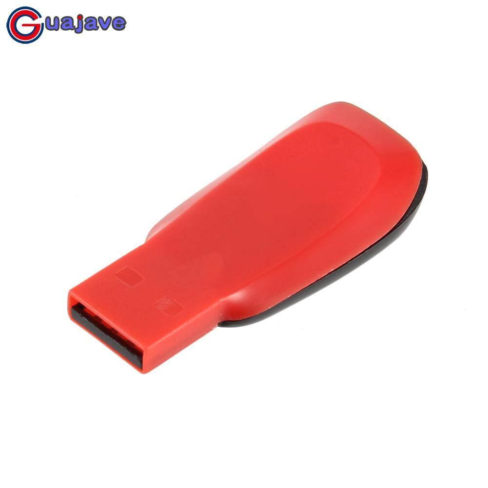 Guajave USB 2.0 Đầu Đọc Thẻ TF Mini Móc Khóa Huýt Sáo Phong Cách Di Động Thẻ Micro SD Đọc Adatper dành cho MÁY TÍNH Laptop