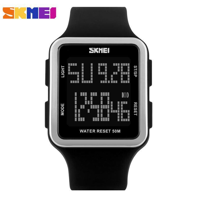 SKMEI Brand Watch Popular Waterproof Women Digital Watch Fashion Multifunctional Student Sports Watches For Boy Girls Men Wristwatches 1139 Malaysia