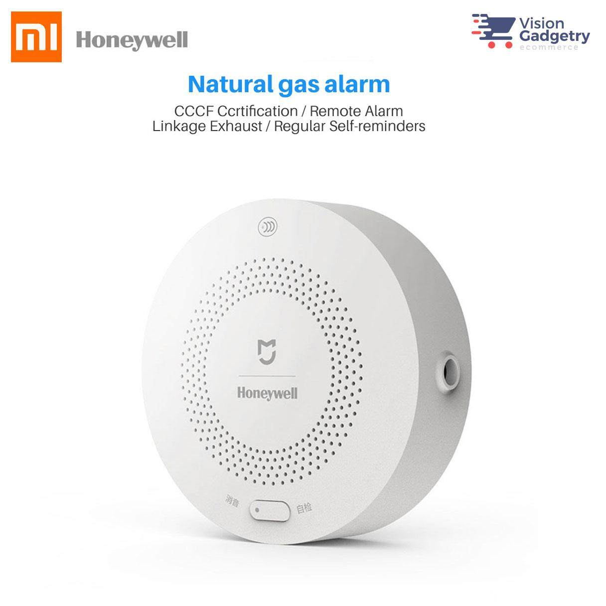 Xiaomi Mi Honeywell Gas Alarm Detector Smart Home System Kit JTQJ-BF-01LM/BW