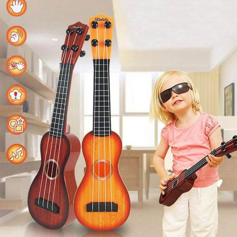 Bumblebaa Kids Ukulele is Great Gift for Children and Beginners, This Musical Instrument is a Great Guitar for Kids or Grownups who Want to Learn to Play Music.(random color) Malaysia