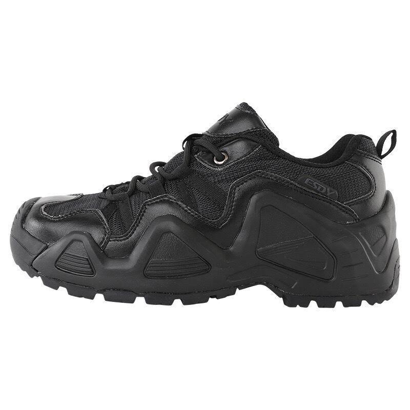 กลางแจ้ง Low - Top รองเท้าคอมแบตผู้ชายทหารที่ชื่นชอบรองเท้าปีนเขา High - Top รองเท้าบูตลุยป่า By Waterlily.