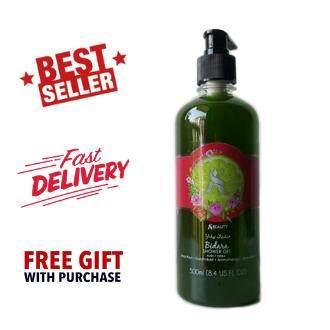 【FREE Gift】Gel Mandian Bidara (100% ORIGINAL HQ) Shower Gel