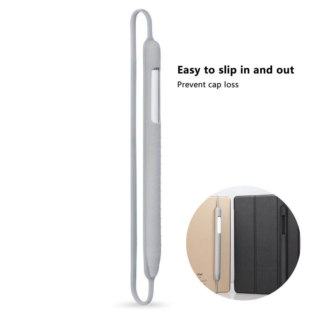 Ognan Silicone Pencil Case for 1st and 2nd Generation of Apple Pencil Quality Design and Durable Stitching
