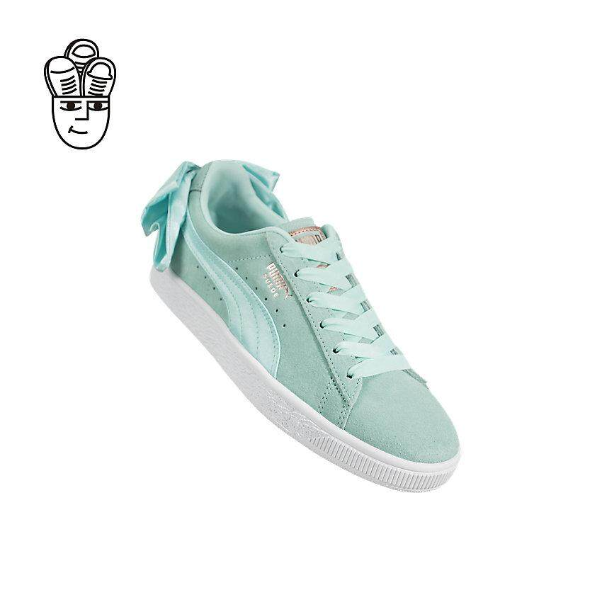 5fda63fad67d Puma Suede Bow Retro Shoes Women 36731703 -SH