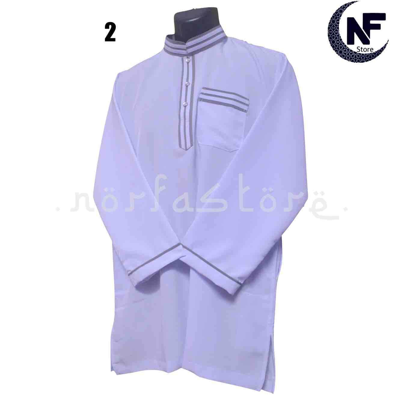 Men S Muslim Jubahs For The Best Prices In Malaysia