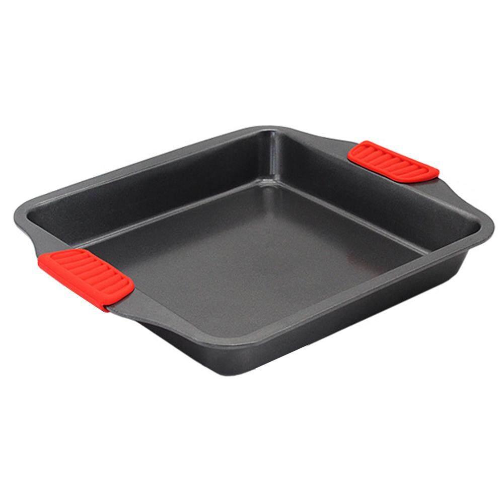 ถาดเตาอบเหล็กหนักแผ่นรองทำขนมกันติดเครื่องล้างจานปลอดภัย Pan Cooling By Happy Shopping21.