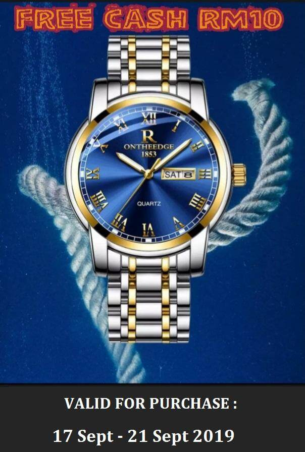 Neptune Watch High Quality Stainless Steel Watch Malaysia