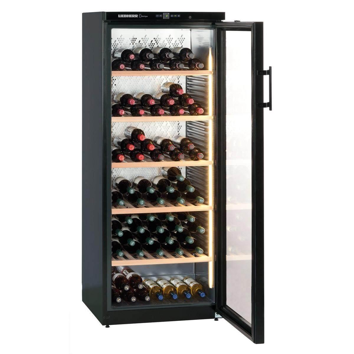 Liebherr 168b Wine Chiller Glass Wkb-4112 By Q Q.
