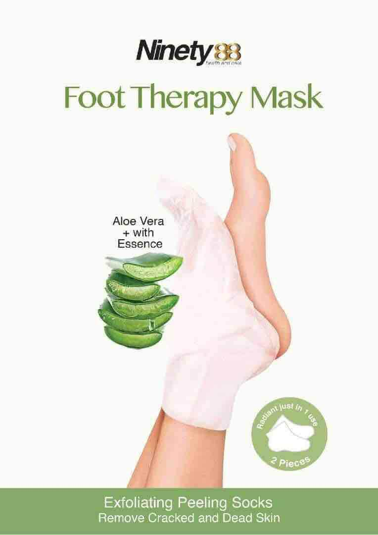 Footmask Therapy By Ninety88 By Emmafizul.