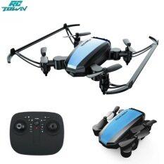 Drone rctown gw125 Mini quadrocopters 2.4G 4CH RC máy bay trực thăng Micro Pocket Folding Drone cho đồ chơi trẻ em