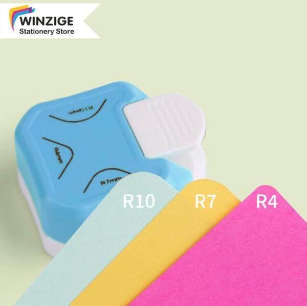 Winzige Corner Rounder, Đấm Tròn, Cho Thẻ Sổ Lưu Niệm Bằng Giấy NGHỆ THUẬT 4Mm 7Mm 10Mm