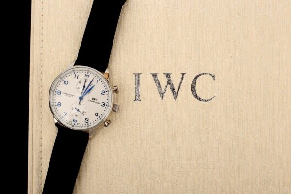 NewㆍIWC pilot series topgun three eye six pin leather strap size 41mm Malaysia