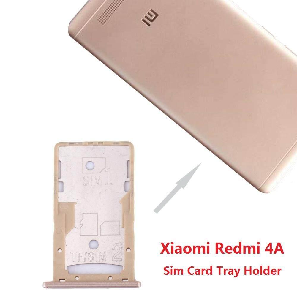 Untuk Xiaomi Redmi 4A MICRO SIM Kartu Tf Kartu Tempat Baki Slot Tempat Baki Pengganti Adaptor
