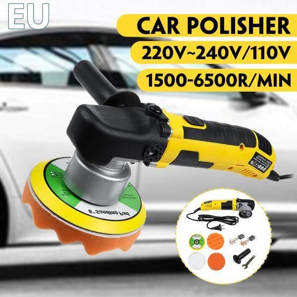 Dual Action Polishing Machine Car Polisher Electric Input Power 680w 1500-6500R -- US / EU