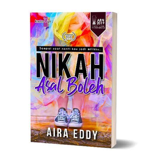NIKAH ASAL BOLEH - AIRA EDDY