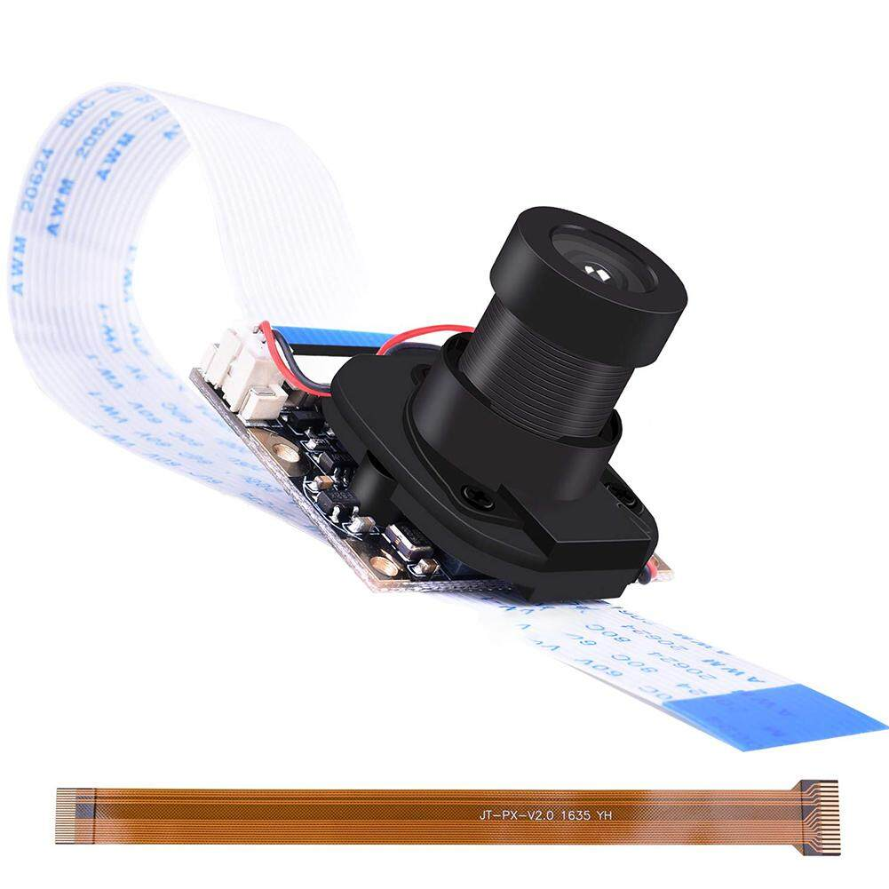Easy Fixed Adjustable 1080P Replacement Camera Module Automatic Change  Electronic 5MP IR Cut For Raspberry Pi 3 B