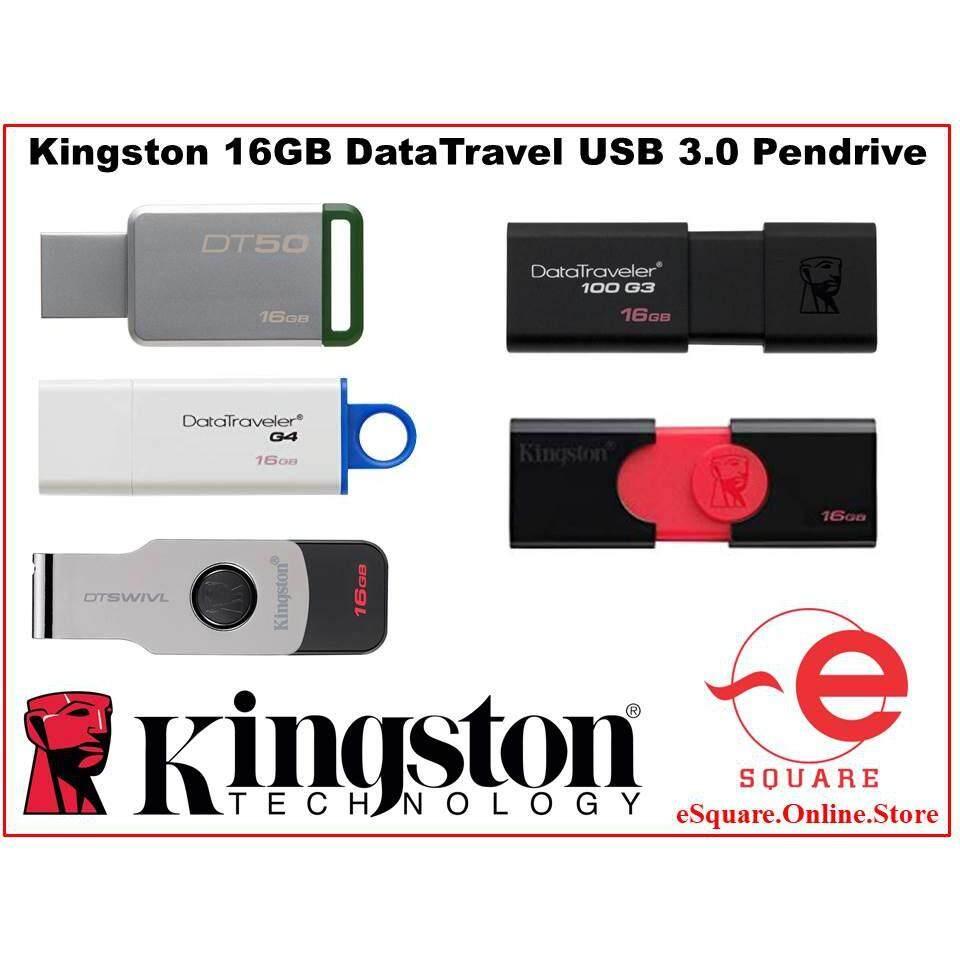 Kingston 16GB USB 3.1 Flash Drive