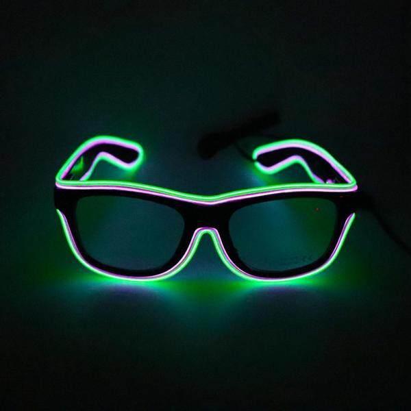 Bảng giá LED Kính, Dây Đèn El Tùy Chọn 20 Màu Kính Neon Rave Kính Trang Trí Quán Bar Ngày Lễ Tiệc Tùng Phát Sáng Lấp Lánh