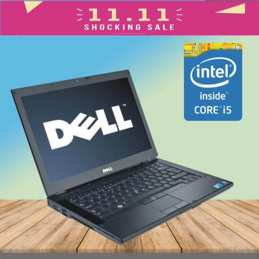 REFURBISHED DELL LATITUDE E6410 Intel  Core i5 LED 14.1 Malaysia