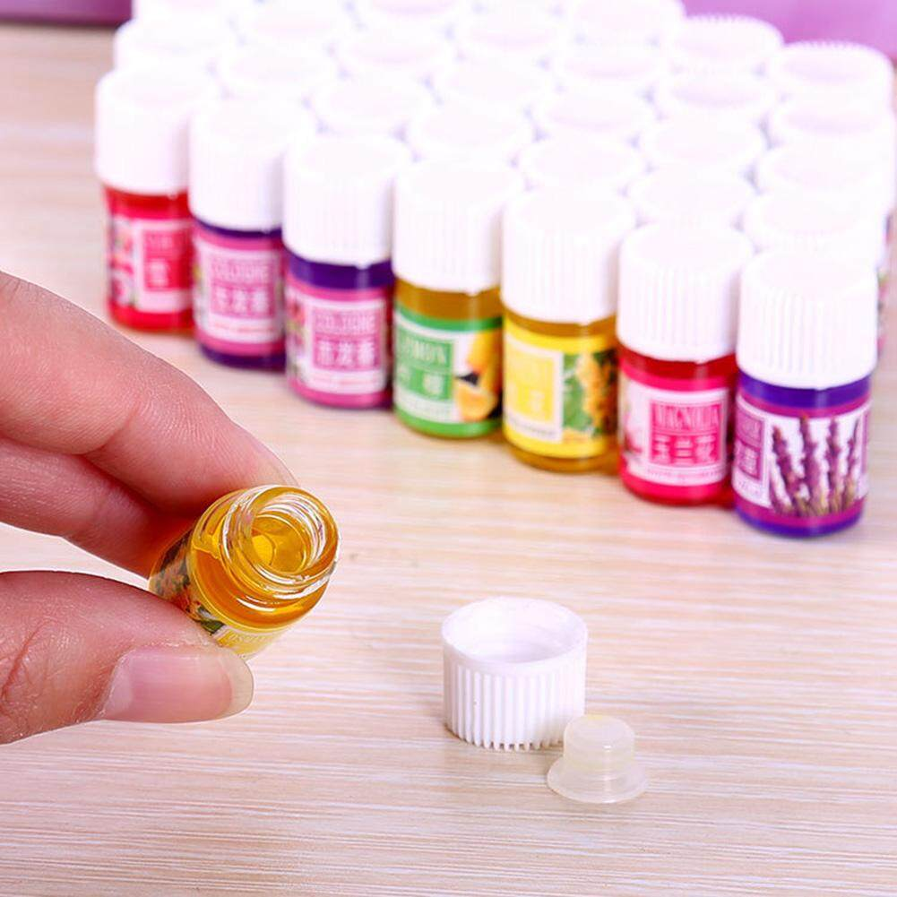 12 PCS 3ML Natural Plant Water-Soluble Aroma Essential Oil Indoor Humidifier Diffuser Specialized Essential Oil