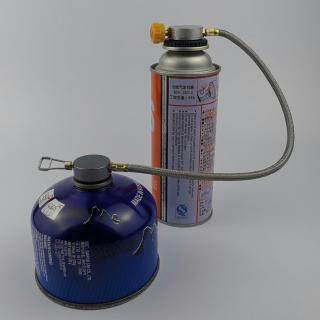 Baosity 42Cm Bếp Gas Ngoài Trời Bếp Cắm Trại Propane Refill Adaptor Đầu Đốt 12in thumbnail