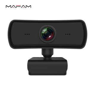 Webcam 2K 1440P HD, Camera Autofocus USB 2.0 Cam Quay Video Với Micrô, Streaming Kỹ Thuật Số Máy Ảnh thumbnail