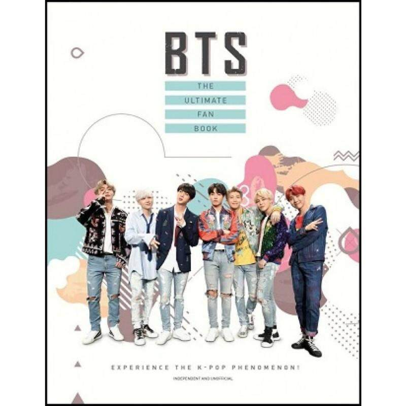 BTS the Ultimate Fan Book : Experience the K-Pop Phenomenon! [Hardcover] Malaysia