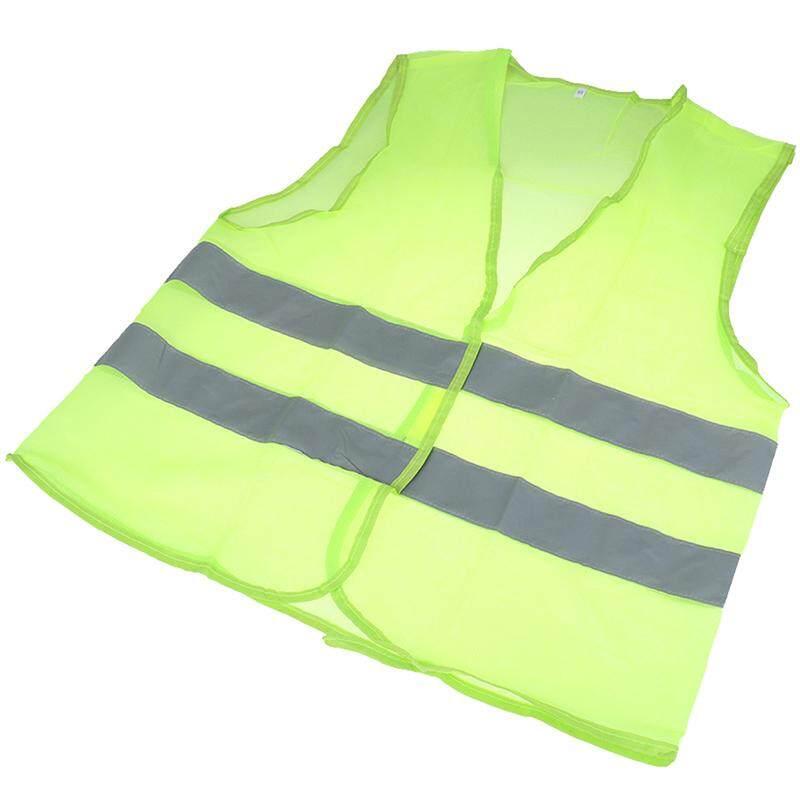 Vegoo 10 PCS safety vest accident vests neon yellow safety warning vest vest car
