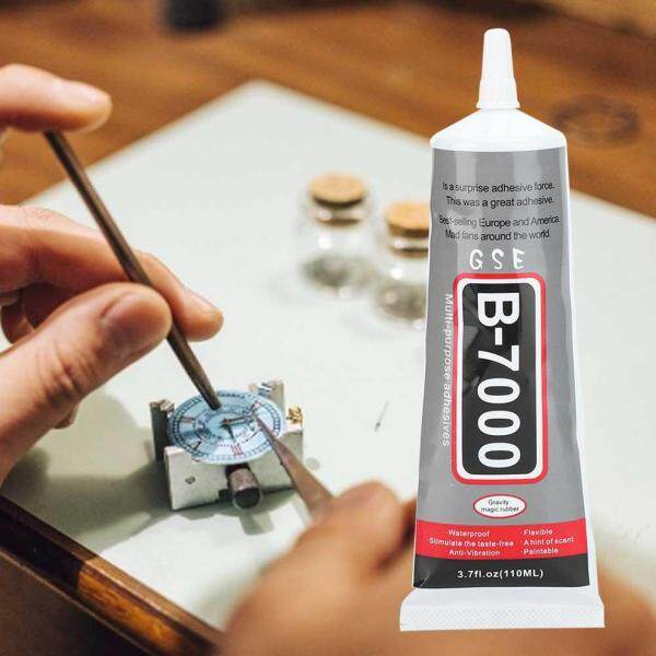 110ml Multi-Function DIY Jewelry Watch Home Needle Tip Waterproof Adhesive Glue Malaysia