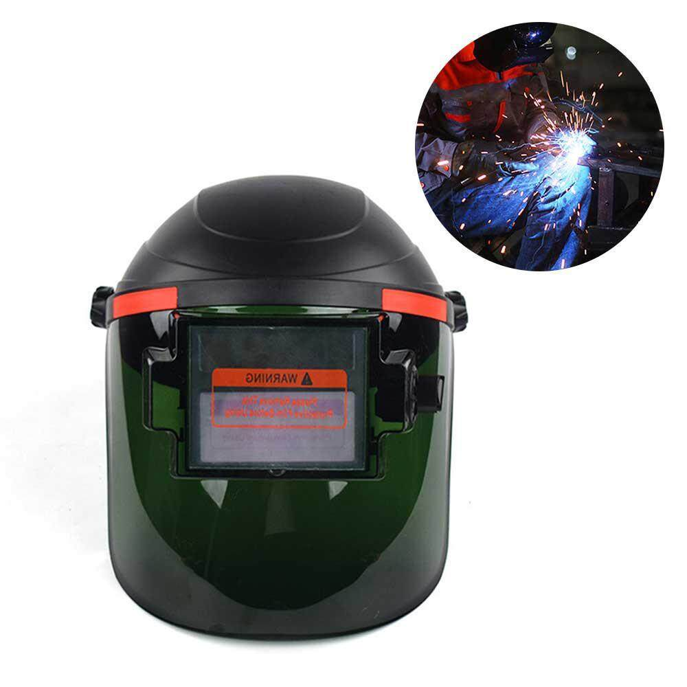 BuyInBulk Welding Helmet, Solar Auto Darkening Welding Helmet Mask Cap Goggles UV/IR Presevation Large Screen