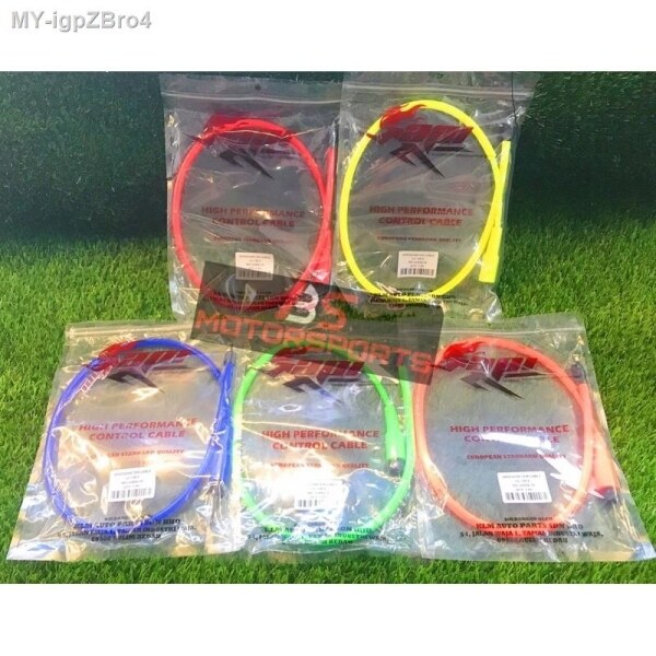 LC135 NEW V2-V6   EGO S   EGO LC METER CABLE COLOUR SPEEDOMETER CABLE COLOUR METER CABLE TALI METER