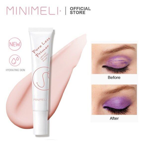 Kem lót dành cho mắt MINIMELI hỗ trợ lên màu chuẩn hơn cho vùng mắt (vui lòng chọn dung tích phù hợp 6 hoặc 20ml) - INTL