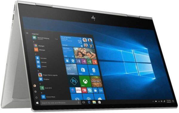 HP Envy x360 Convertible 15.6-inch Full HD Touchscreen, 10th gen Intel Core i7-10510U, 8GB DDR4 Memory, 512GB PCIe NVMe SSD, Natural Silver Malaysia