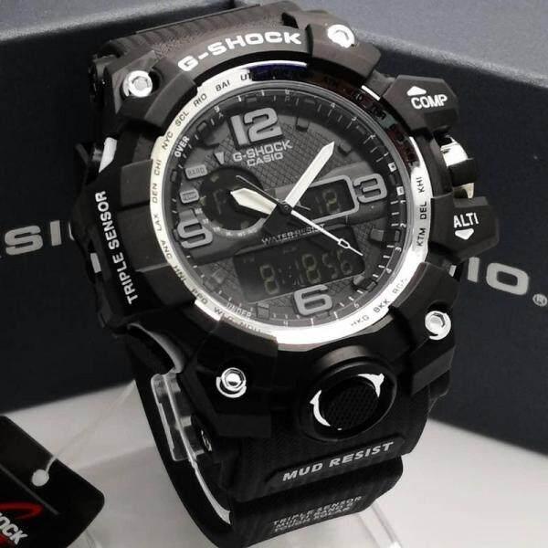 G Shock_Mudmaster 10Bar Dual Time Man Watch Malaysia