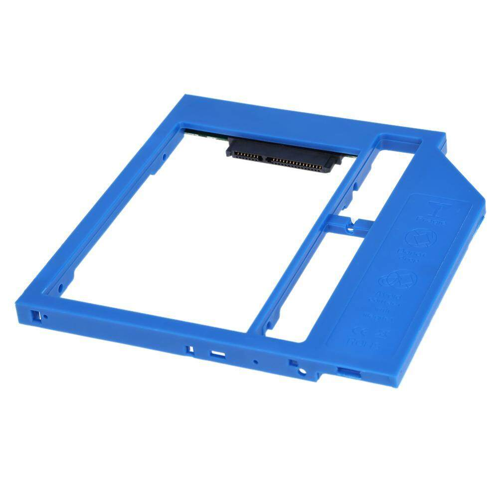 Universal 9 0mm 2nd HDD Caddy SSD Drive Bracket SATA 3 0 CD DVD Optical Bay