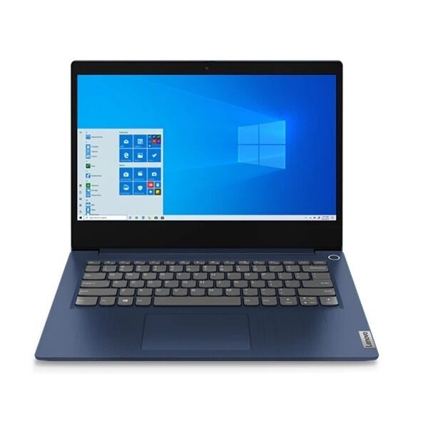 [NEW] Lenovo IdeaPad 3 14IIL05 02MJ Notebook Blue (14 / Intel I3 / 4GB / 256GB SSD / Intel) + BAG LAPTOP Malaysia
