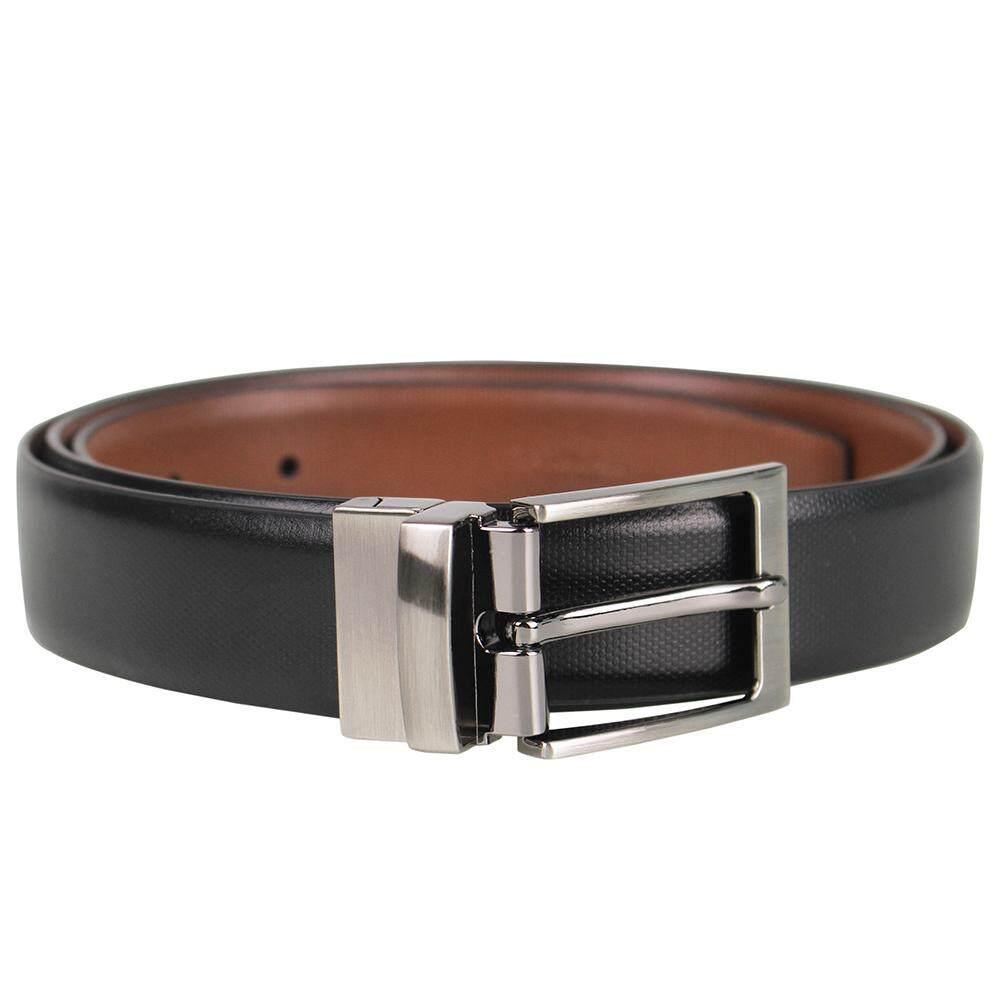 Tomaz NT29 Leather Belt (Black)