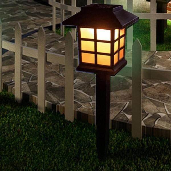 Năng Lượng Mặt Trời Đèn Sân Vườn, Đèn Trang Trí Lễ Hội Giáng Sinh Tự Động Sạc Không Thấm Nước