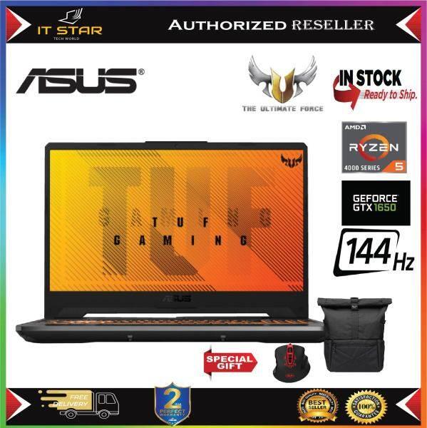 Asus TUF A15 FA506I-HHN137T – Ryzen™ 5-4600H | 8GB | 512GB SSD | GTX 1650 4GB |Laptop 15.6″ FHD IPS 144HZ Malaysia