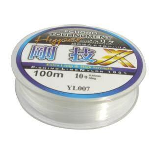 10 0.55mm Diameter 100M Thread 35Kg 77.1lb Fishing Line Spool thumbnail