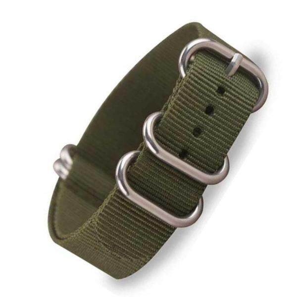 NATO watch strap 22mm Army Green watch strap for men Malaysia