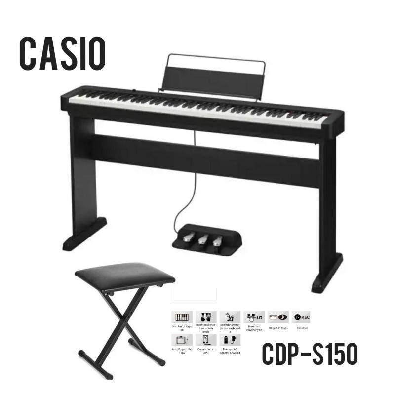 CASIO CDP-S150 Digital Piano Malaysia